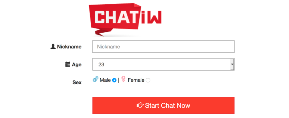 chat room with no registration